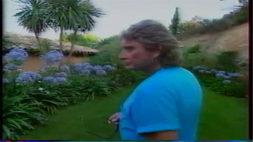 PROPRIETE OU A RESIDE JOHNNY HALLYDAY ( 2/10 ) 'LA LORADA' ( 1990-2000 ) 11111