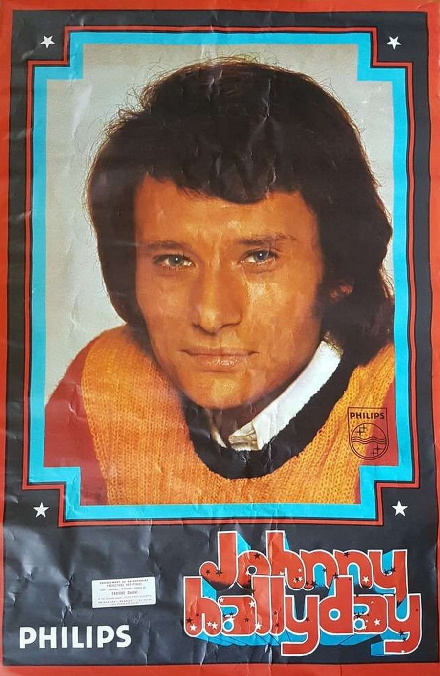 LES CONCERTS DE JOHNNY 'SAINT-LO 1972' 11933711