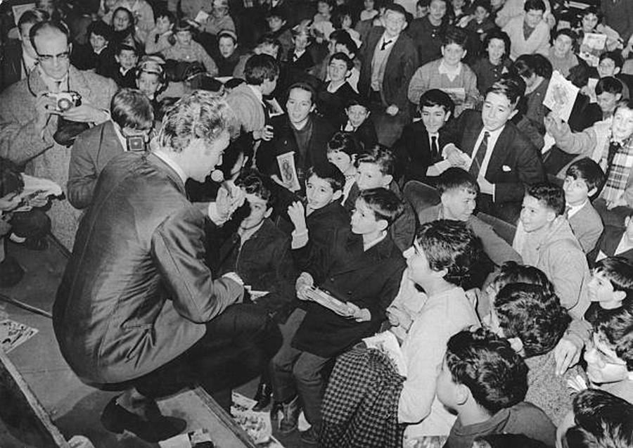 LES CONCERTS DE JOHNNY 'OLYMPIA DE PARIS 1962' 13_dzo24