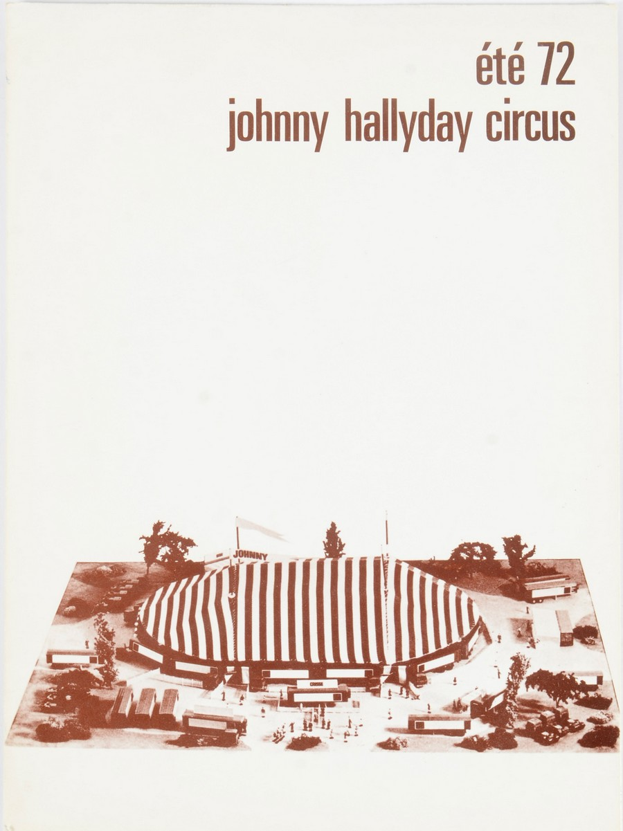 LES CONCERTS DE JOHNNY 'SAINT-LO 1972' 14550110