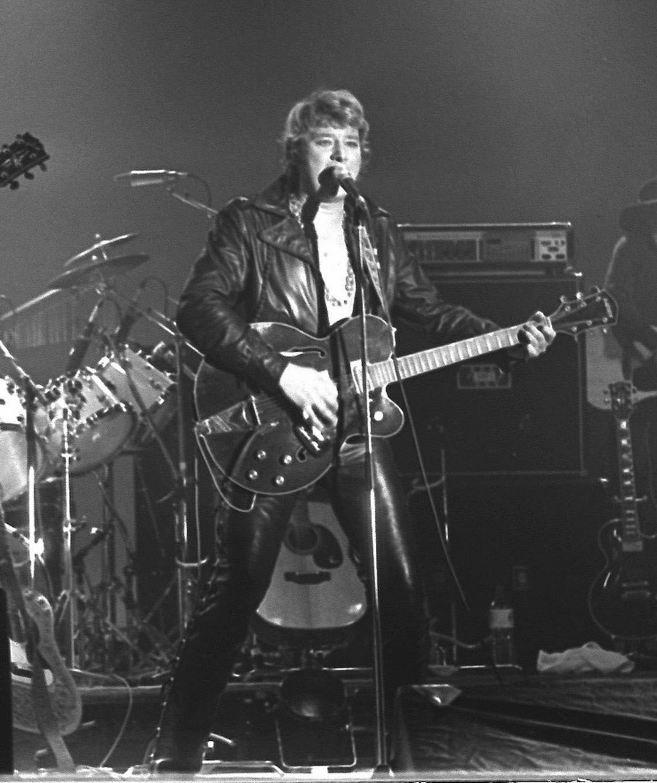 LES CONCERTS DE JOHNNY 'TOURNEE NIGHT RIDER BAND TOUR 1981' 14550212