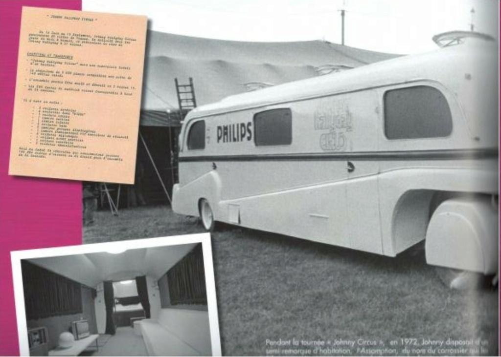 FORD VAF 69-1778 DU JOHNNY CIRCUS ( 1972 ) 15204811