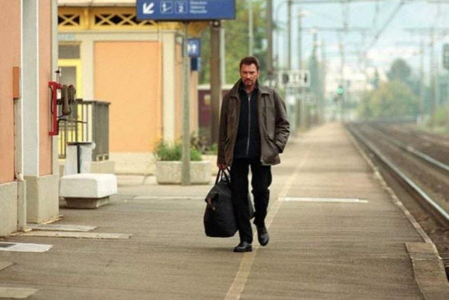 LES FILMS DE JOHNNY 'L'HOMME DU TRAIN' 2002 15909411