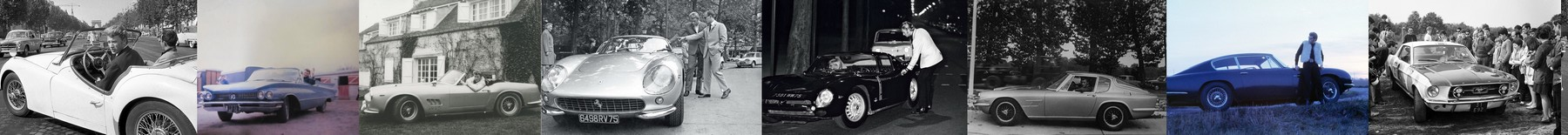AUTO/MOTO DE JOHNNY HALLYDAY ( RECAPITULATIF  )( 1961-2017 ) 15f34413