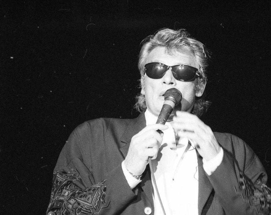LES CONCERTS DE JOHNNY 'EPINAL 1987' 16021612