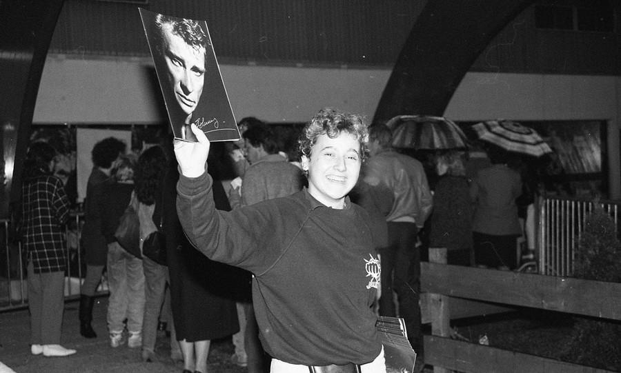 LES CONCERTS DE JOHNNY 'EPINAL 1987' 16180111