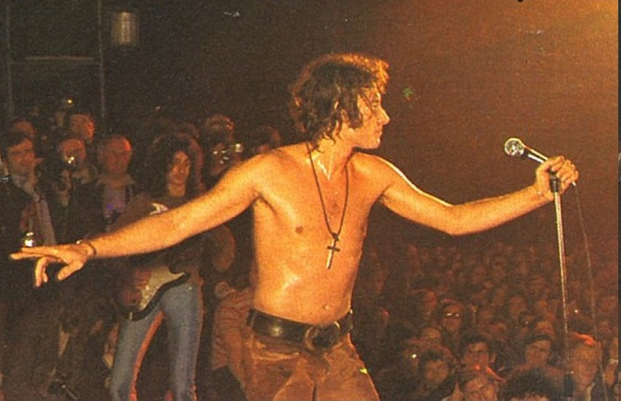 LES CONCERTS DE JOHNNY 'TOURNEE JOHNNY CIRCUS 1972' 16_jui17