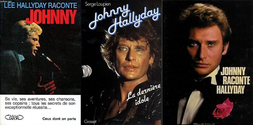 Meilleur livre sur Johnny 18014510