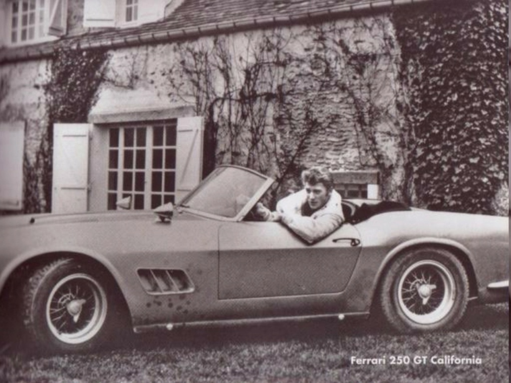 PROPRIETE OU A RESIDE JOHNNY HALLYDAY 'GROSROUVRE ( 1963-1965 ) 18067710