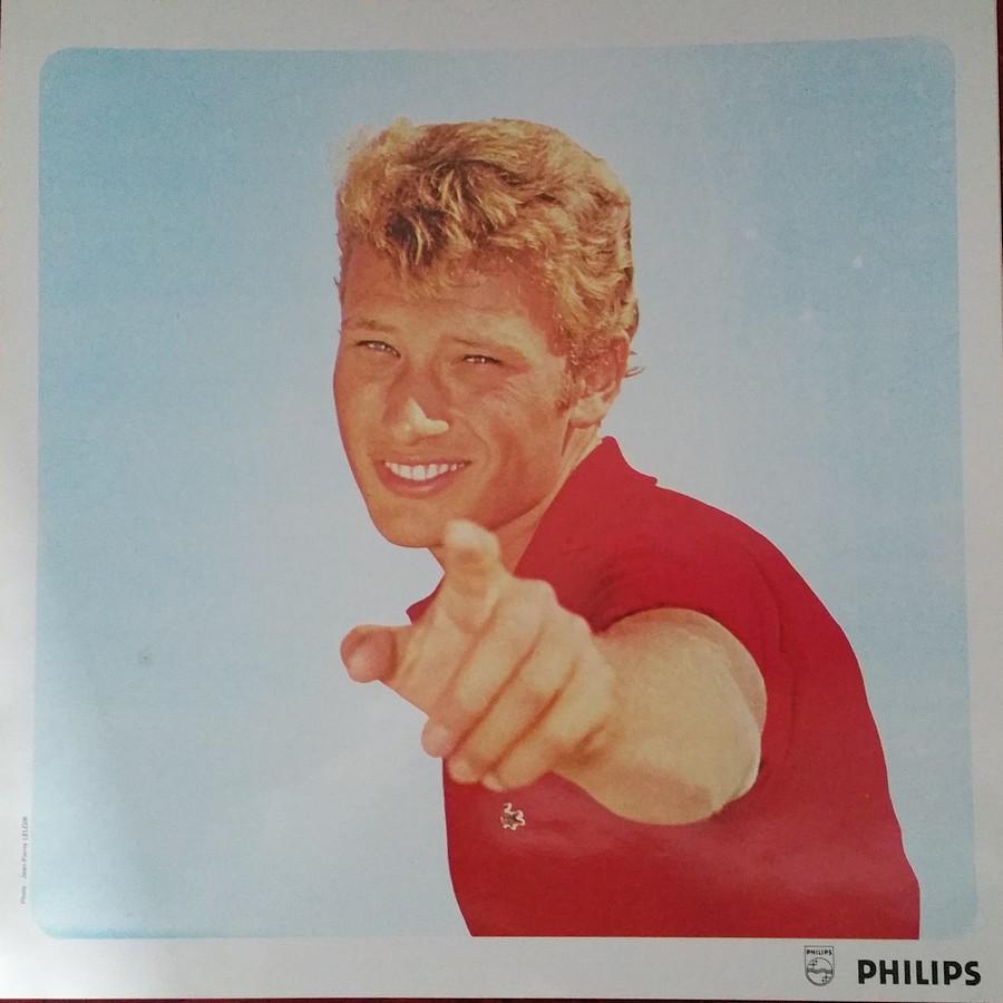 COFFRET 4 33 TOURS 'DIX ANS DE MA VIE' ( Philips )( 1970 & 1980 ) 1955ab10