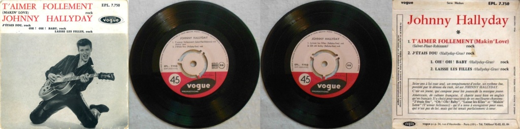 Disques rares et recherchés pour collectionneurs. 1960_019