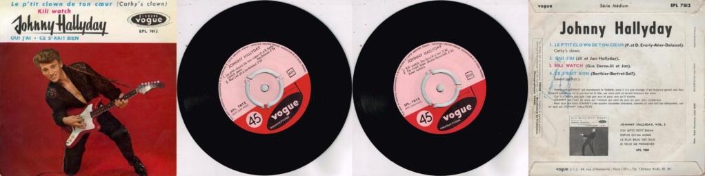 Disques rares et recherchés pour collectionneurs. 1960_021