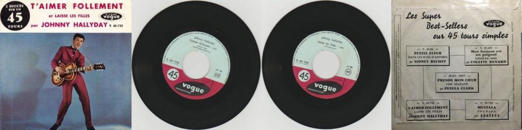 Disques rares et recherchés pour collectionneurs. 1960_022