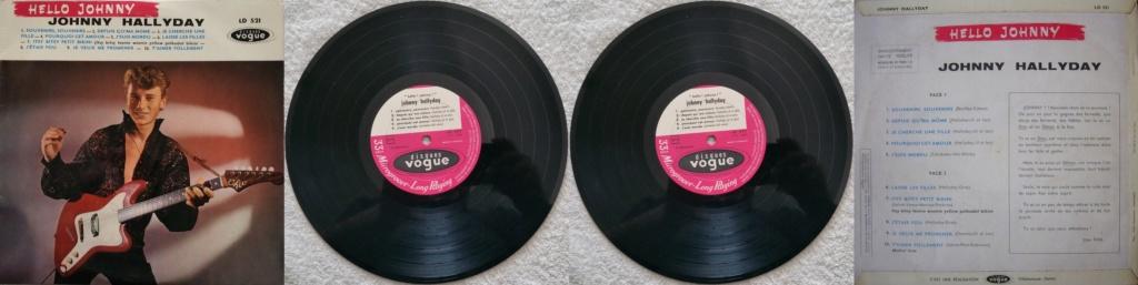 Disques rares et recherchés pour collectionneurs. 1960_035