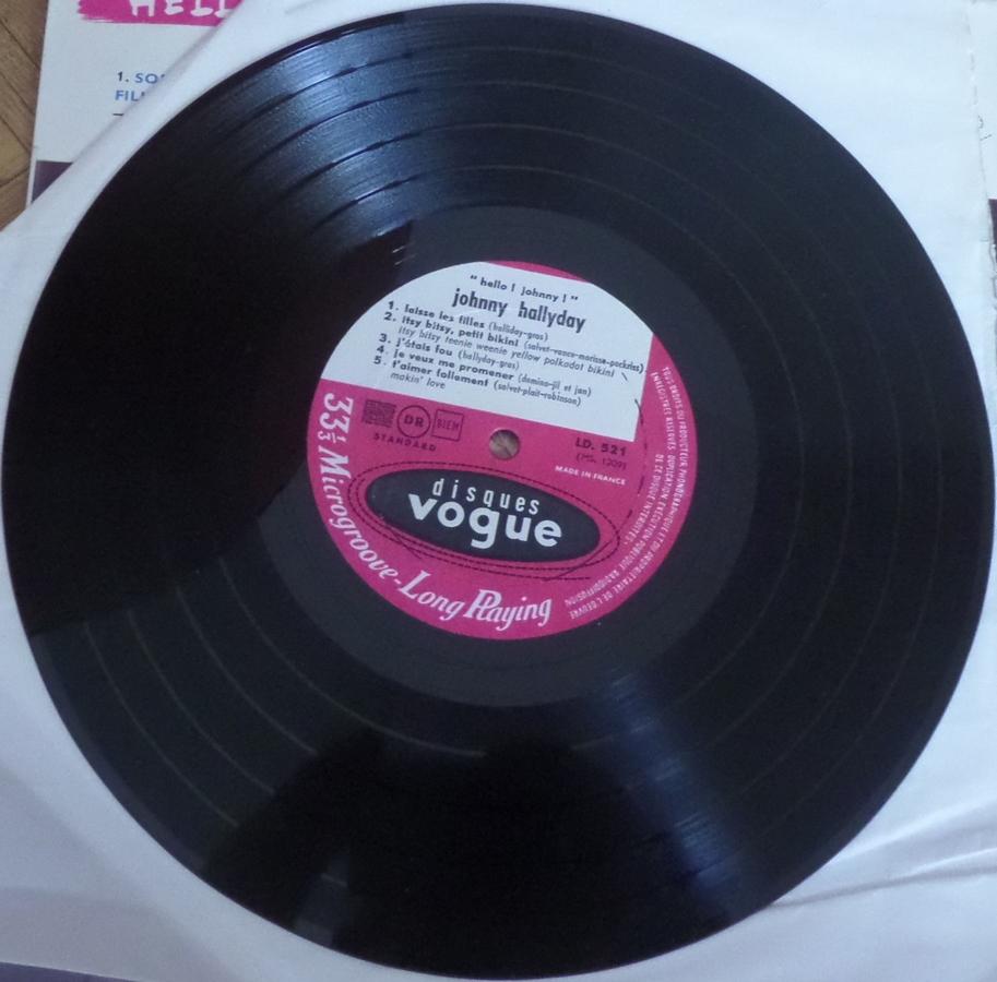 Les 25cm ( Originaux )( Vogue, Philips ) 1960_043