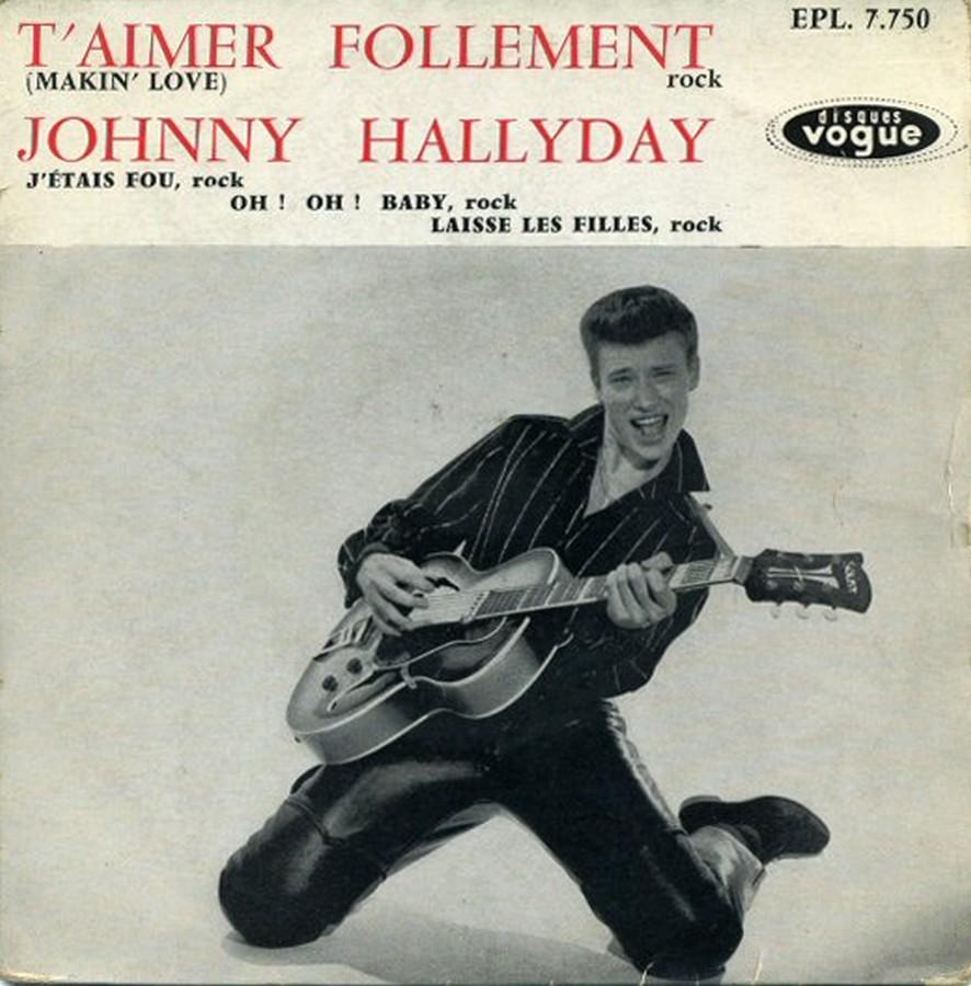 T'aimer follement ( EP 45 TOURS )( TOUTES LES EDITIONS )( 1960 - 2019 ) 1960_105