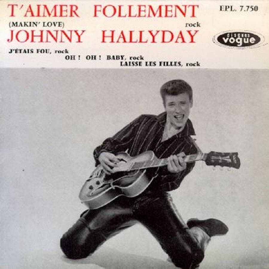 T'aimer follement ( EP 45 TOURS )( TOUTES LES EDITIONS )( 1960 - 2019 ) 1960_111