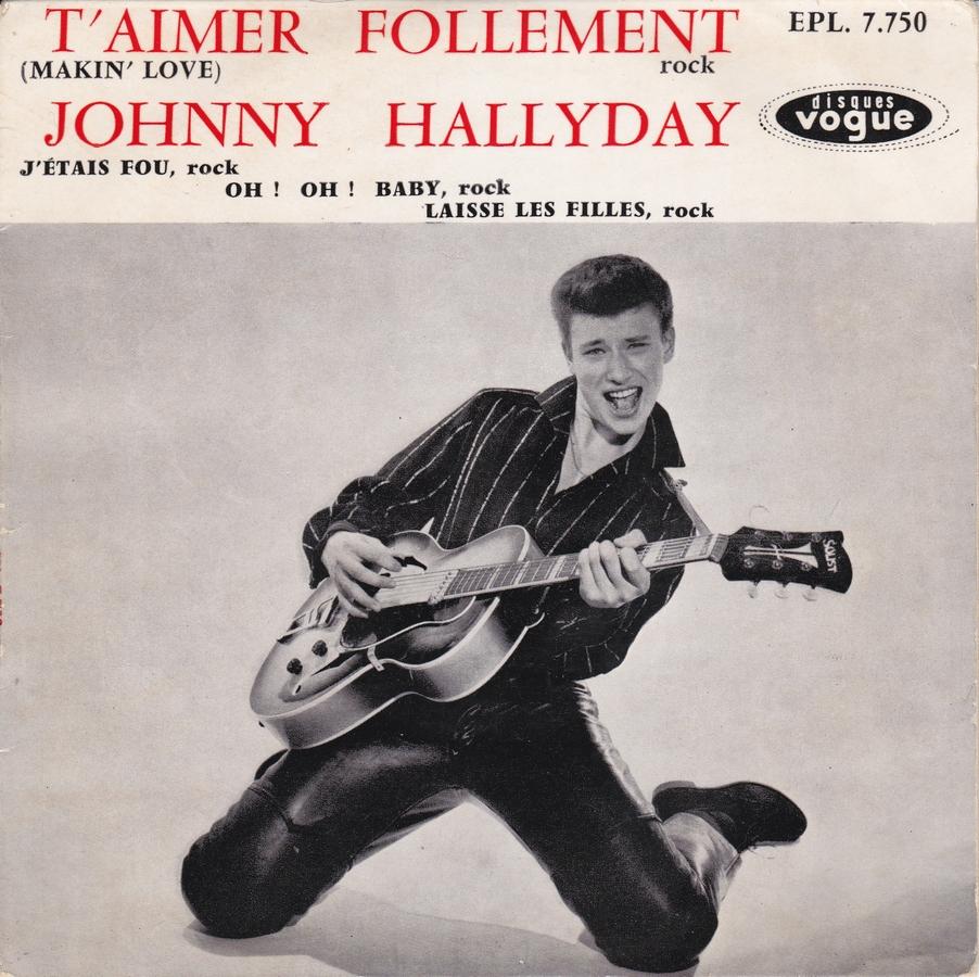T'aimer follement ( EP 45 TOURS )( TOUTES LES EDITIONS )( 1960 - 2019 ) 1960_115