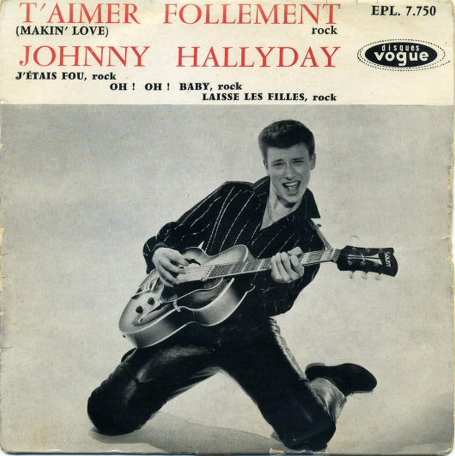 T'aimer follement ( EP 45 TOURS )( TOUTES LES EDITIONS )( 1960 - 2019 ) 1960_123
