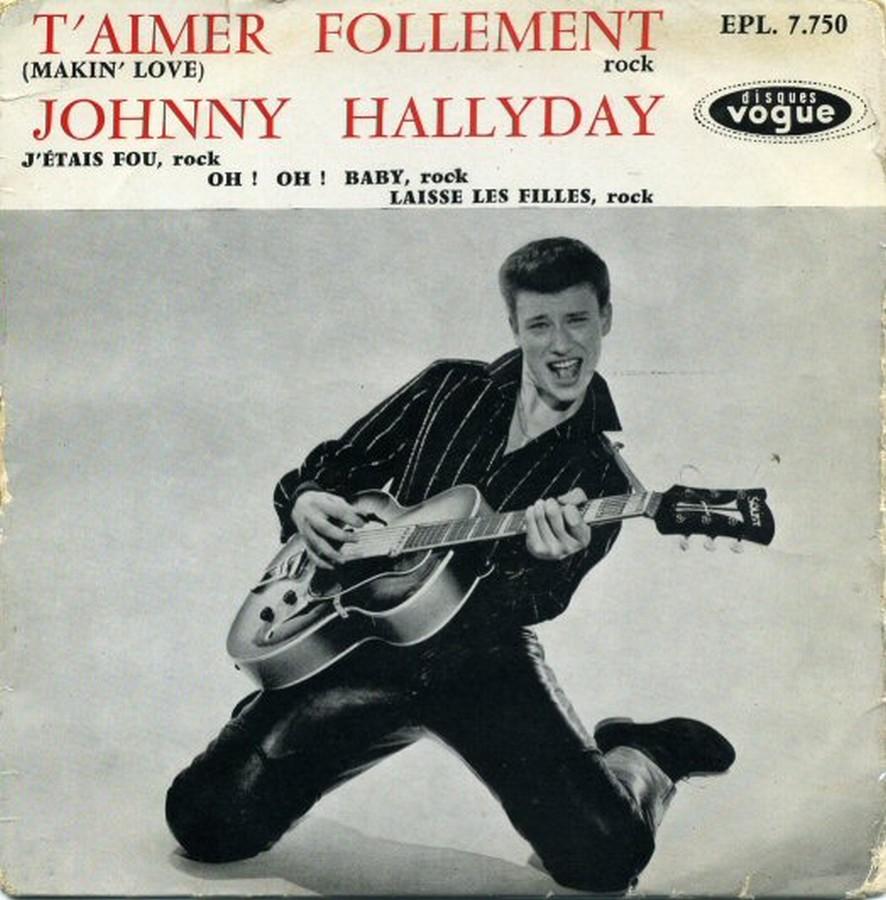 T'aimer follement ( EP 45 TOURS )( TOUTES LES EDITIONS )( 1960 - 2019 ) 1960_125
