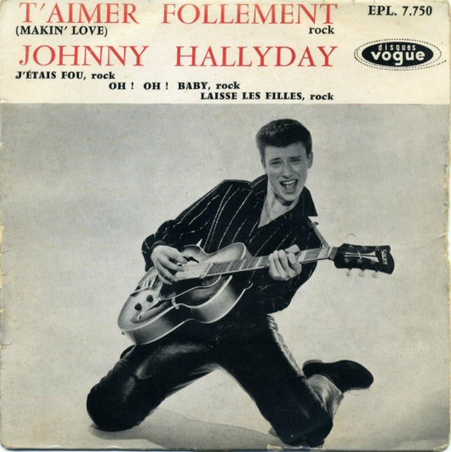 T'aimer follement ( EP 45 TOURS )( TOUTES LES EDITIONS )( 1960 - 2019 ) 1960_133