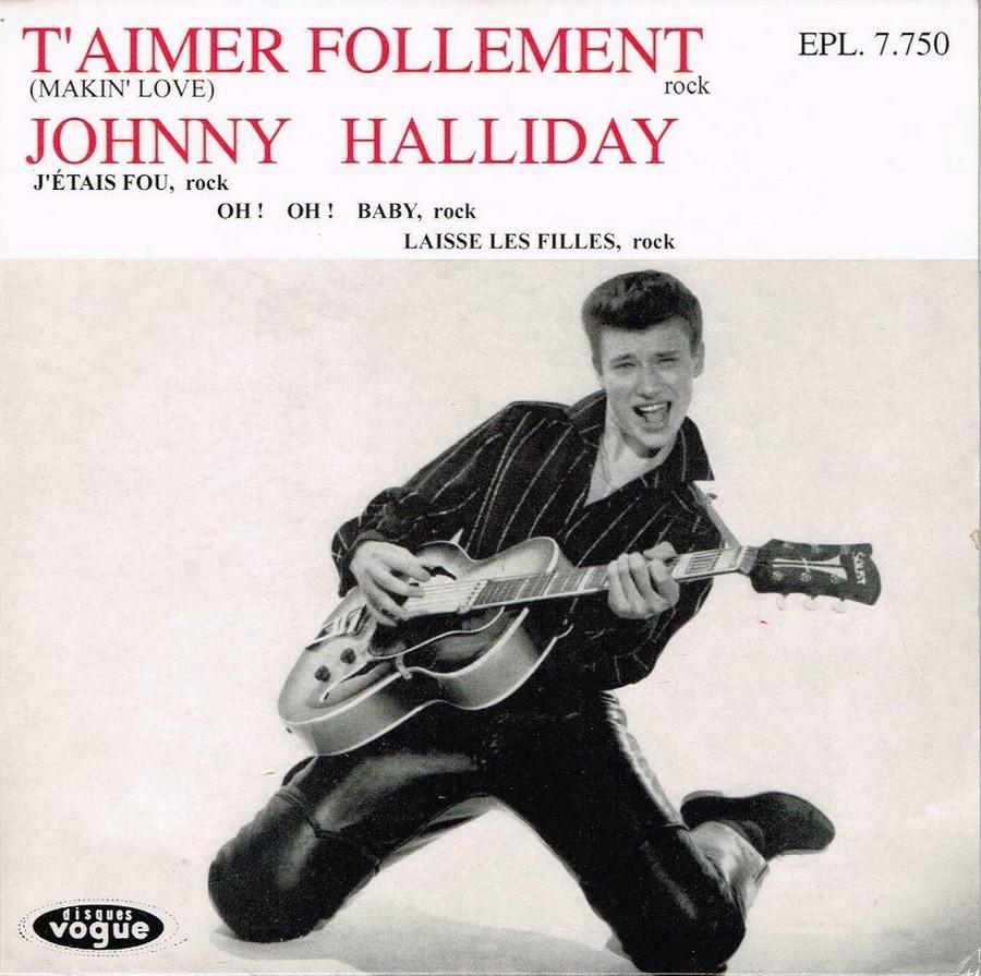 T'aimer follement ( EP 45 TOURS )( TOUTES LES EDITIONS )( 1960 - 2019 ) 1960_151