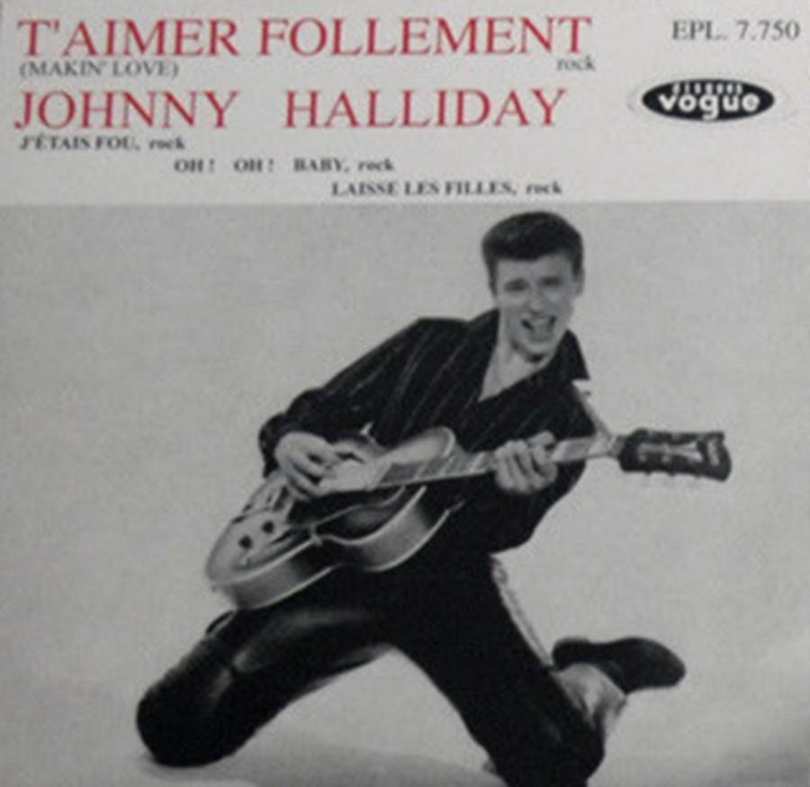 T'aimer follement ( EP 45 TOURS )( TOUTES LES EDITIONS )( 1960 - 2019 ) 1960_157