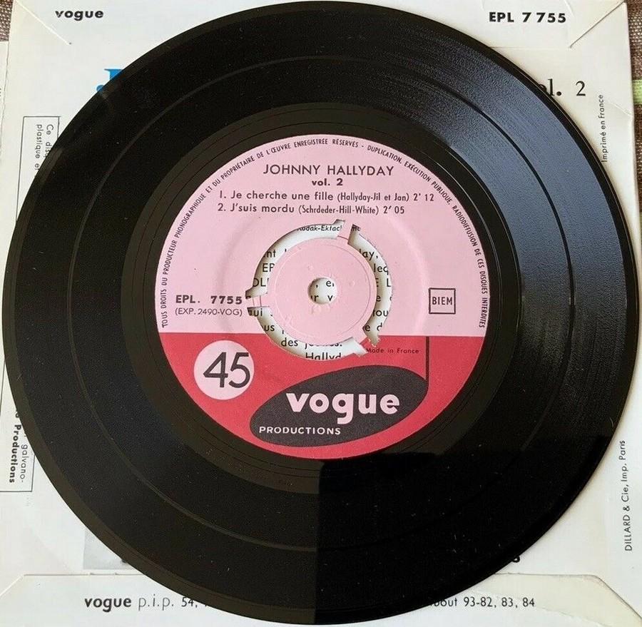 Souvenirs souvenirs ( EP 45 TOURS )( TOUTES LES EDITIONS )( 1960 - 2019 ) 1960_164
