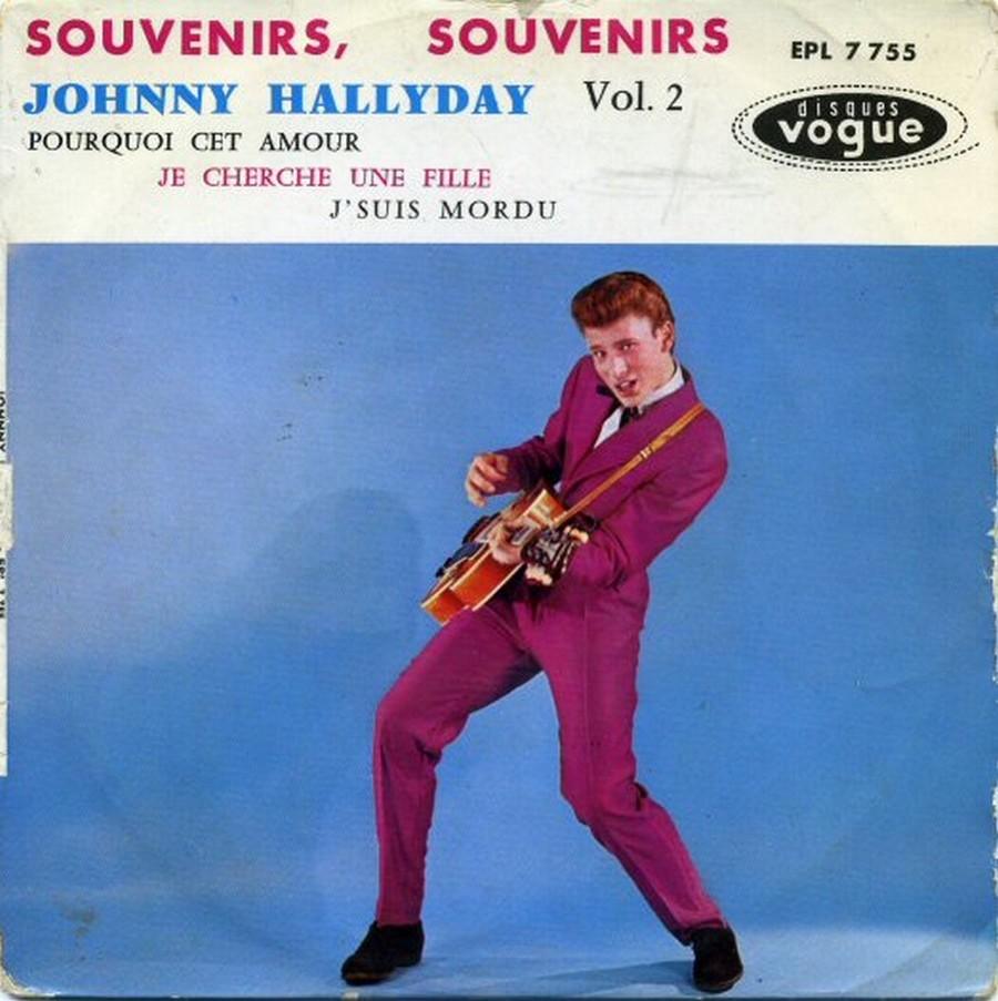 Souvenirs souvenirs ( EP 45 TOURS )( TOUTES LES EDITIONS )( 1960 - 2019 ) 1960_167