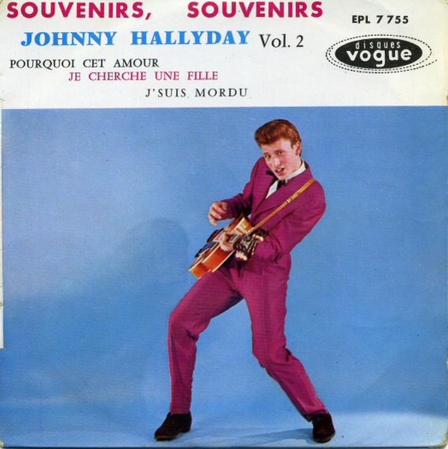 Souvenirs souvenirs ( EP 45 TOURS )( TOUTES LES EDITIONS )( 1960 - 2019 ) 1960_171