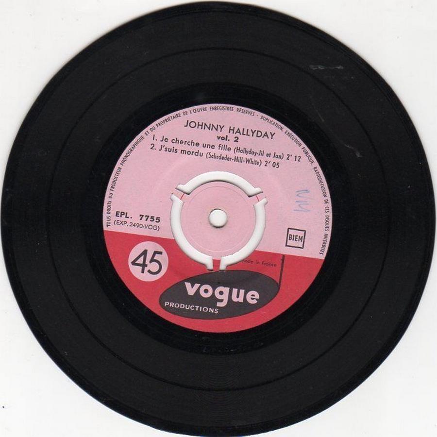 Souvenirs souvenirs ( EP 45 TOURS )( TOUTES LES EDITIONS )( 1960 - 2019 ) 1960_172