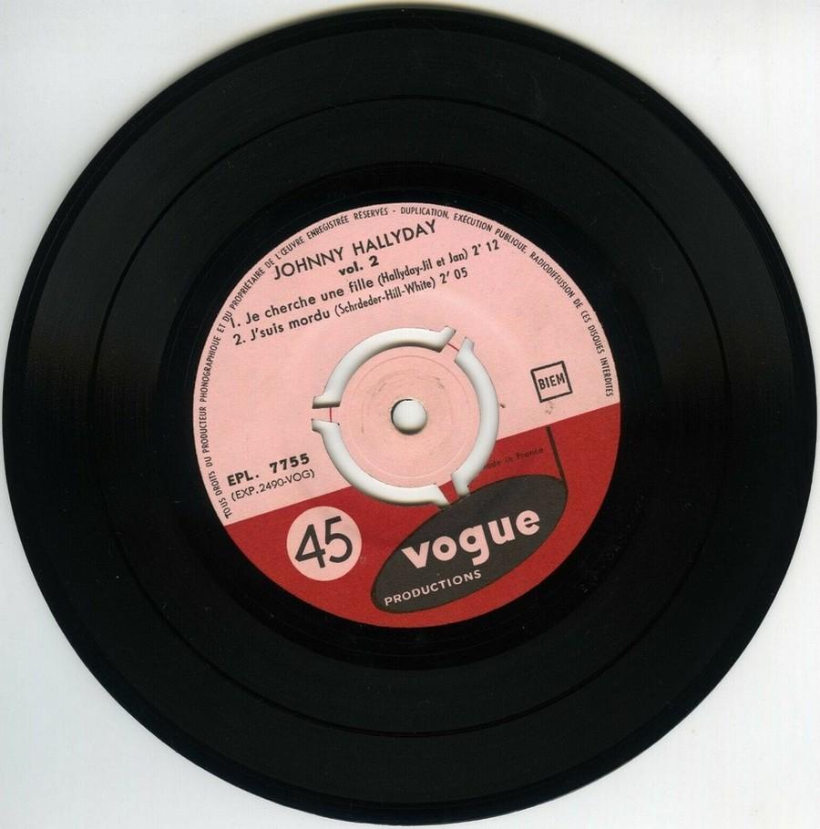 Souvenirs souvenirs ( EP 45 TOURS )( TOUTES LES EDITIONS )( 1960 - 2019 ) 1960_175