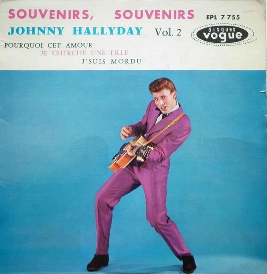 Souvenirs souvenirs ( EP 45 TOURS )( TOUTES LES EDITIONS )( 1960 - 2019 ) 1960_198