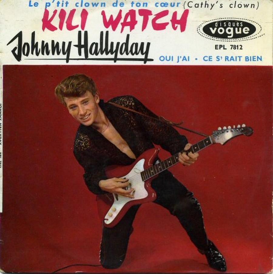 KILI WATCH ( 45 TOURS )( TOUTES LES EDITIONS )( 1960 - 1968 ) 1960_353