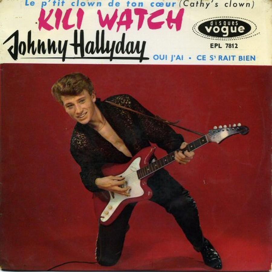 KILI WATCH ( 45 TOURS )( TOUTES LES EDITIONS )( 1960 - 1968 ) 1960_358