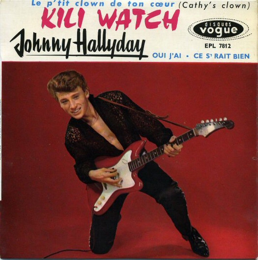 KILI WATCH ( 45 TOURS )( TOUTES LES EDITIONS )( 1960 - 1968 ) 1960_360