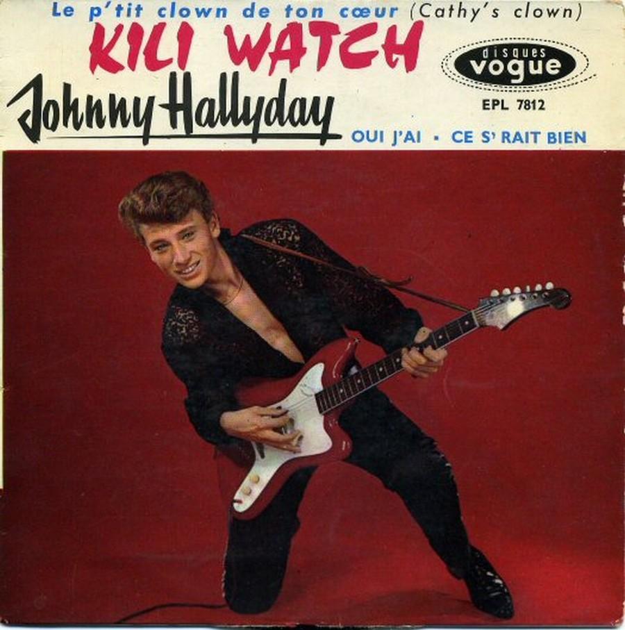 KILI WATCH ( 45 TOURS )( TOUTES LES EDITIONS )( 1960 - 1968 ) 1960_367