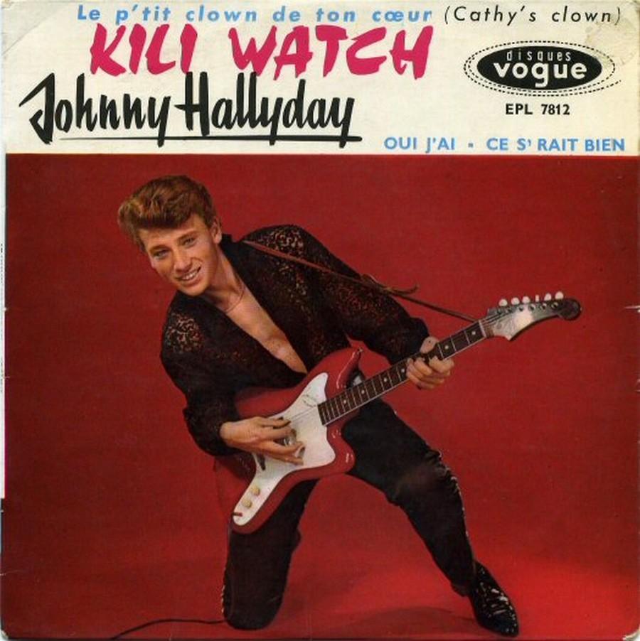 KILI WATCH ( 45 TOURS )( TOUTES LES EDITIONS )( 1960 - 1968 ) 1960_385