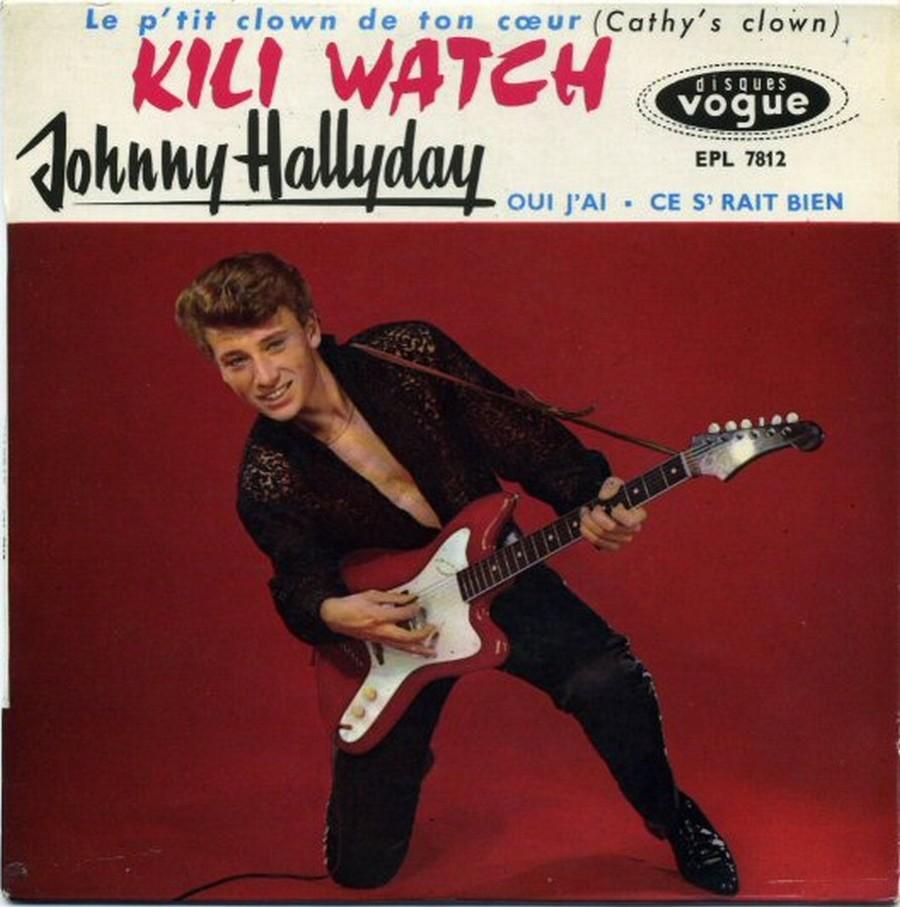 KILI WATCH ( 45 TOURS )( TOUTES LES EDITIONS )( 1960 - 1968 ) 1960_392