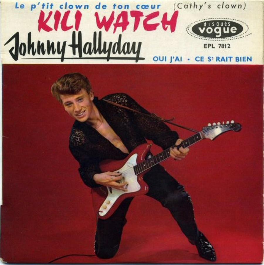 KILI WATCH ( 45 TOURS )( TOUTES LES EDITIONS )( 1960 - 1968 ) 1960_409