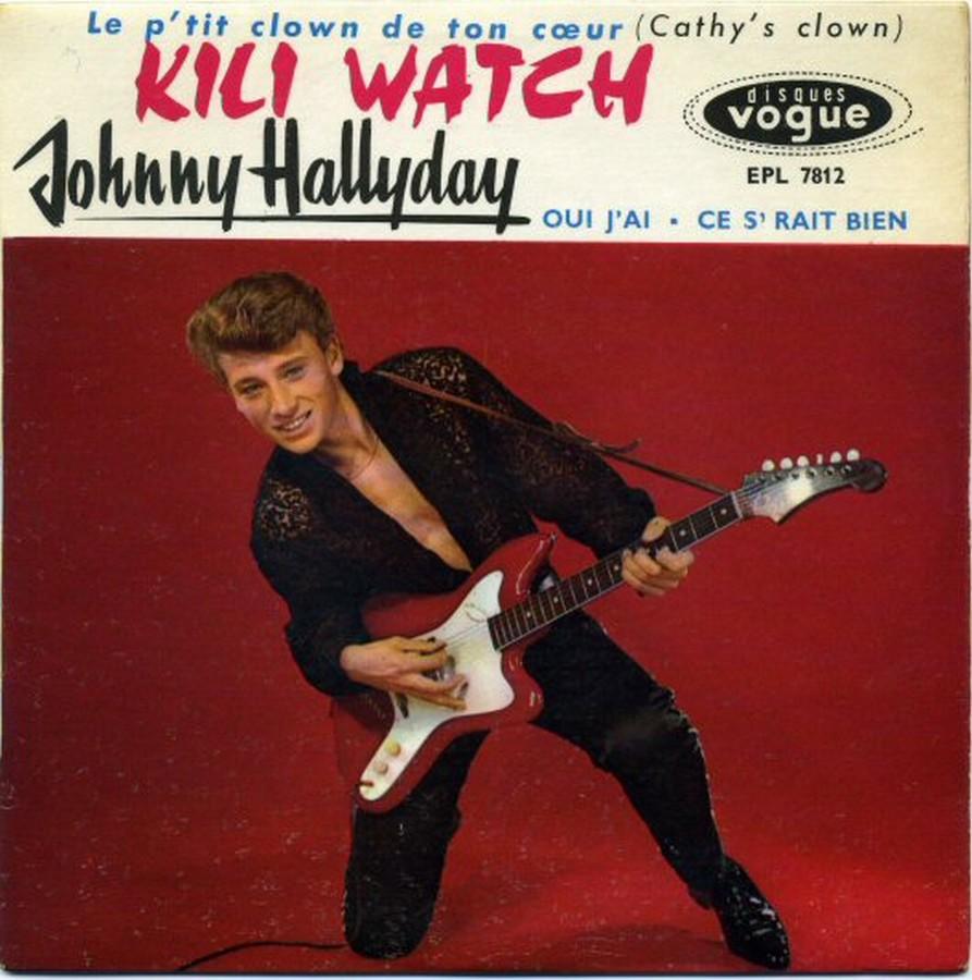 KILI WATCH ( 45 TOURS )( TOUTES LES EDITIONS )( 1960 - 1968 ) 1960_411