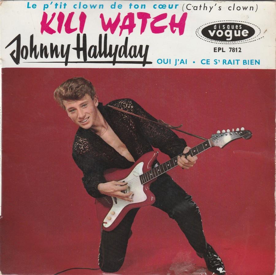 KILI WATCH ( 45 TOURS )( TOUTES LES EDITIONS )( 1960 - 1968 ) 1960_424