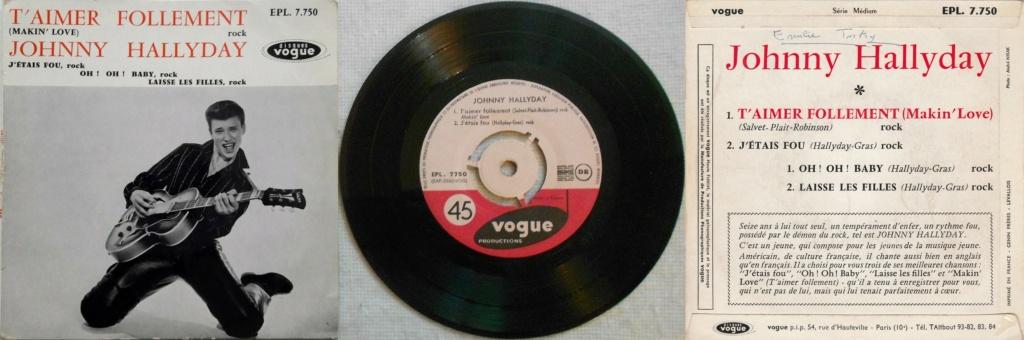 RECAPITULATIF DES ALBUMS STUDIO 33 TOURS OFFICIELS ( 1960 - 2017 ) - Page 2 1960_451