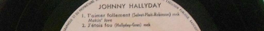 RECAPITULATIF DES ALBUMS STUDIO 33 TOURS OFFICIELS ( 1960 - 2017 ) - Page 2 1960_454
