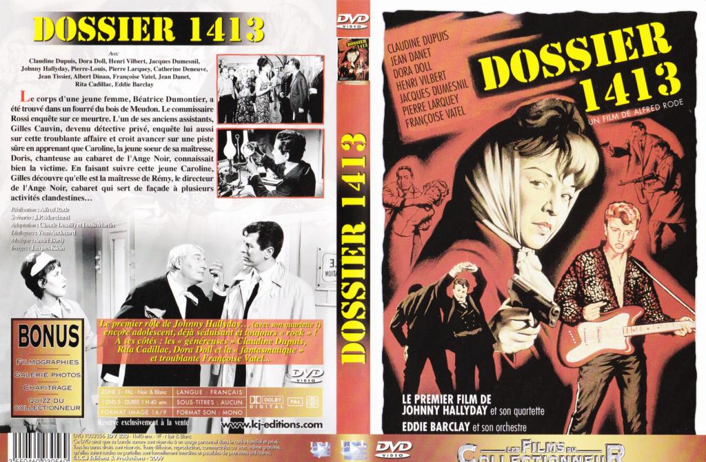 JAQUETTE DVD FILMS ( Jaquette + Sticker ) 1960_d11