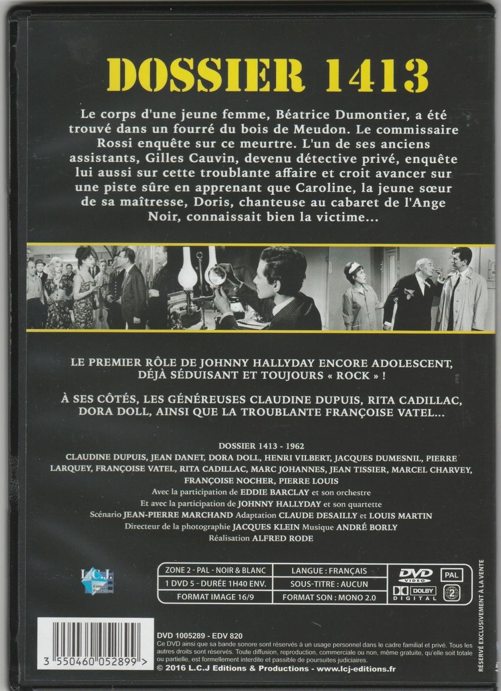 JAQUETTE DVD FILMS ( Jaquette + Sticker ) - Page 2 1960_d15
