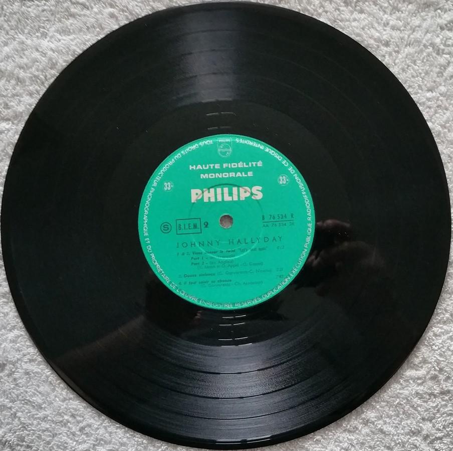 Les 25cm ( Originaux )( Vogue, Philips ) 1961_024