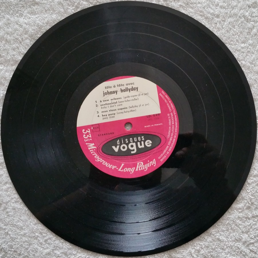 Les 25cm ( Originaux )( Vogue, Philips ) 1961_044