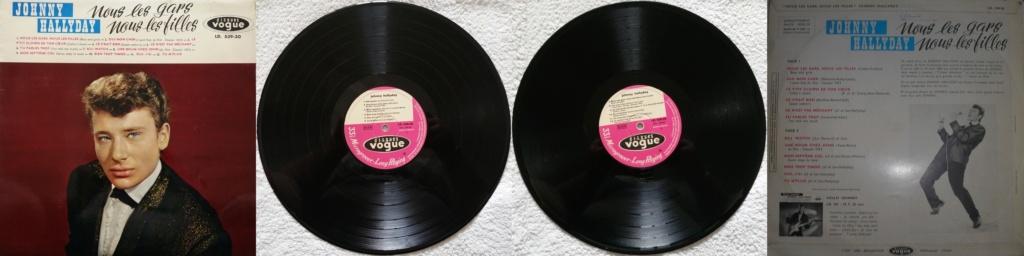 Les albums de johnny et leurs cotes ( Argus 1960 - 2017 ) 1961_057