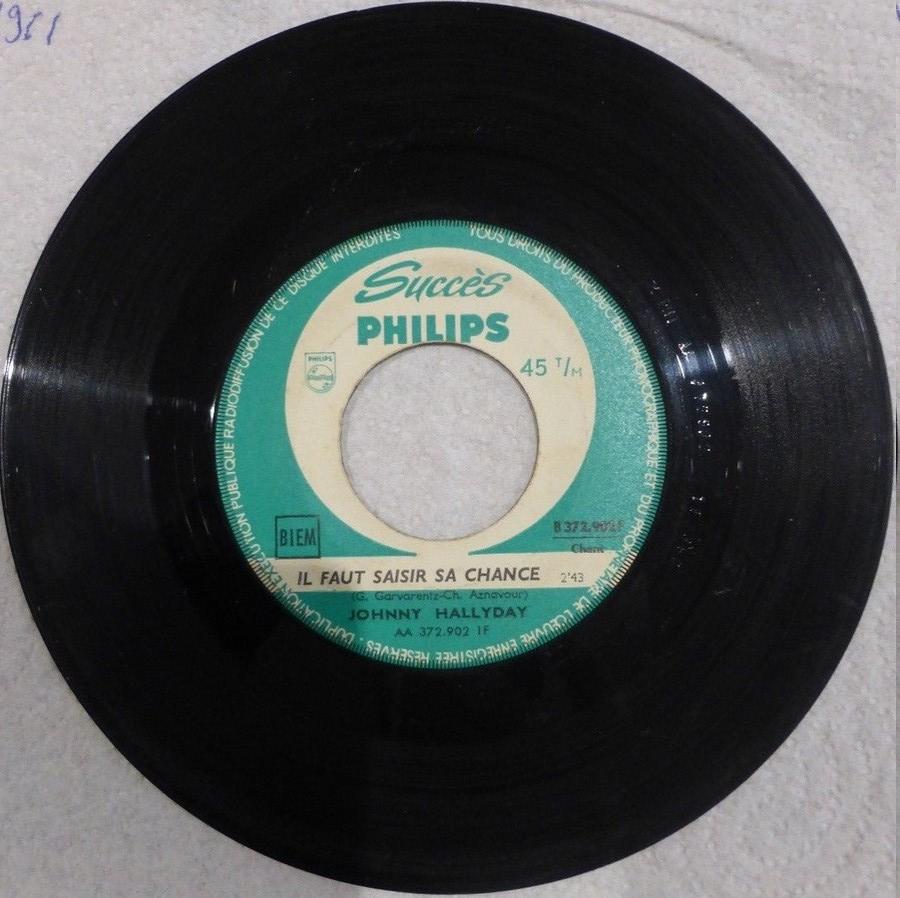 45 TOURS SP PHILIPS ( JUKEBOX )( 1961 - 1969 ) 1961_098